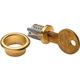 Snap-In Locks- Plug Key Option