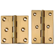 Fixed Pin Extruded Hinges 2-1/2