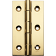 Fixed Pin Narrow Hinge 2-1/2