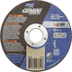 Norton® Gemini® Straight Reinforced Cut-Off Wheel, 4-1/2'' Dia. x 0.045'' Thick x 7/8'' Hole