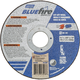 Norton® Bluefire™ Straight Reinforced Cut-Off Wheel, 4-1/2'' Dia. x 0.045'' Thick x 7/8'' Hole
