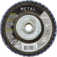 Merit® Flap Disc - 4-1/2'' Diameter
