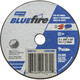 Norton® Bluefire™ Straight Reinforced Cut-Off Wheel - 3'' Diameter