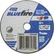 Norton® Bluefire™ Straight Reinforced Cut-Off Wheel - 3'' Diameter