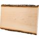 Bark Edge Basswood Blank