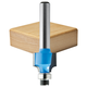 Rockler Miniature Round Over Router Bits - 1/4