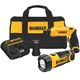 DeWalt DCF680N2 8V Max Gyroscopic Screwdriver Kit with FREE DeWalt DCL023 8V Max LED Work Light