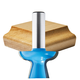 Rockler Custom Door Edge Router Bit - 1-5/8