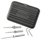 Rockler 3-Piece Tapered Countersink Bit Set with Case