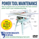 Woodworker's Journal Power Tool Maintenance DVD-ROM