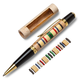 Desert Storm Service Ribbon Laser-Cut Inlay Pen Blank