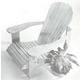 Adirondack Chair Downloadable Plan