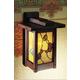 Arts & Crafts Wall Lamp Downloadable Plan
