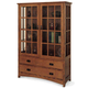 Arts and Crafts Hutch Downloadable Plan