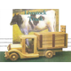 Toy Livestock Truck Downloadable Plan