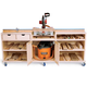 Ultimate Miter Saw Stand - Downloadable Plan
