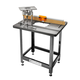 Bench Dog® Cast Iron Router Table, Pro Fence, Steel Stand and ProLift Router Lift