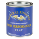Flat General Finishes High Performance Water-Based Polyurethane
