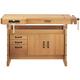 Sjobergs Scandi Plus Workbench 1425 with SM03 Cabinet