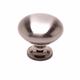 Berenson Cambridge Knob, Round, 3329-3BPN-C - Brushed Nickel Finish