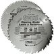 Freud 10'' Thin Kerf Sawblades - 24T General Purpose and 80T Crosscut (Pack of 2)