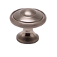 Brushed Nickel Euro Traditions Knob