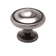 Brushed Black Nickel Euro Traditions Knob