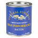 General Finishes High Performance Water-based Top Coat Satin, Pint