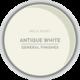 GF Milk Paint, Antique White, Pint
