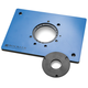 Rockler Phenolic Router Plate A