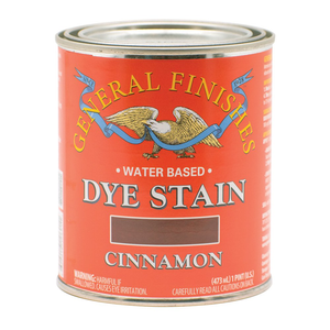 Water Based Dye Stain By General Finishes