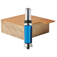 Rockler Double Bearing Shear Flush Trim Router Bit - 3/4