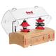Freud® 99-267 2-pc. Entry & Interior Router Bit Set - 1-7/8