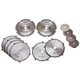 Oshlun 6'' Stack Dado Set