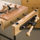 Rockler 12'' Quick Release End Vise