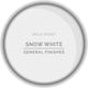 GF Milk Paint, Snow White, Pint