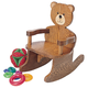 Teddy Bear Rocking Chair Plan