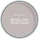 GF Milk Paint, Seagull Gray , Pint