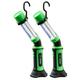 Flexible Cordless 25-LED Worklight/Flashlight Combo, 2-Pack