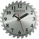 10'' Saw Blade Shop Clock