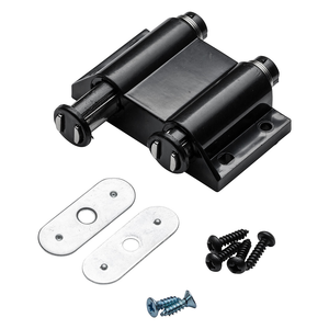 Double Magnetic Touch Latch Select Color Rockler Woodworking And Hardware