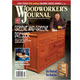 Woodworker's Journal - January/February 2016