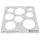 Rockler Circle/Grommet Templates
