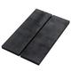 Double Black G10 Fiberglass Knife Scales