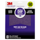 3M Pro Grade No Slip-Grip Sandpaper 3 Packs