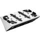 90° Sanding Pad for Festool Duplex LS 130 EQ Linear Sander