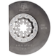 Fein Starlock 3-11/32'' Segment Saw Blade, HSS