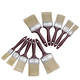 10-Piece Economy Paint Brush Set