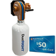Dust Right® Wall Mount Dust Collector With FREE $50 Gift Card