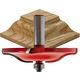 Freud® 99-520 Quadra-Cut™ Ogee Raised Panel Router Bit - 3-1/2